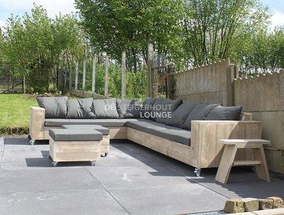 Lounge Hoekbank DELUX