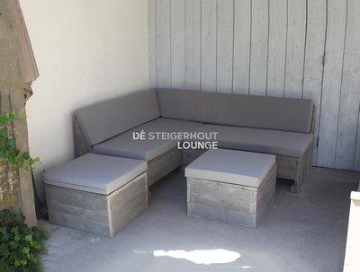 Lounge Hoekbank TAUPO